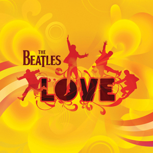 the beatles love love beatles 300x300